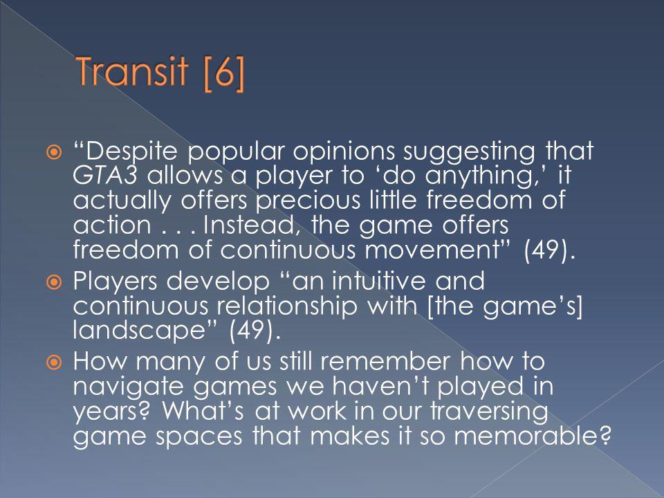 Transit [6]